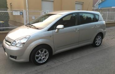 Toyota Corolla Verso Kölcsönzés
