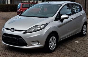 Ford Fiesta Kölcsönzés