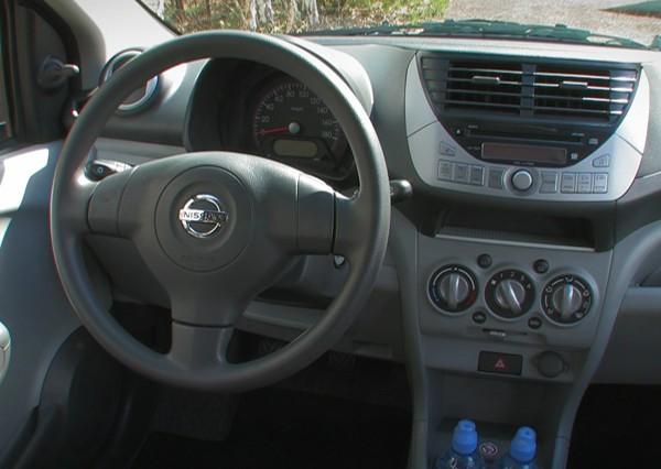 Nissan Pixo Kölcsönzés